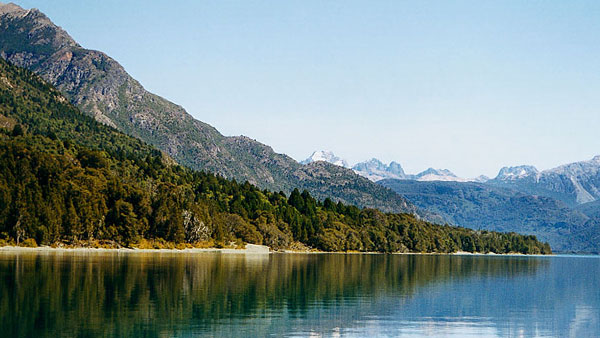 Lago Cholila