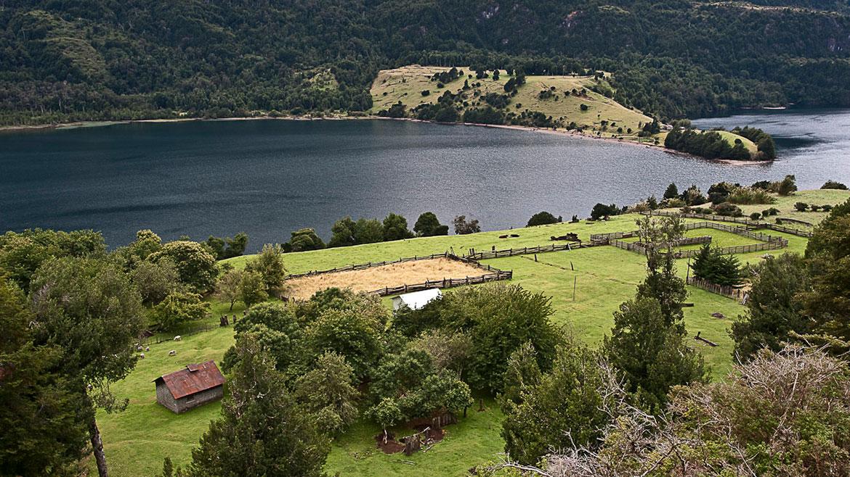 Lago Elizalde